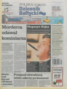 Dziennik Bałtycki, 2009, nr 249