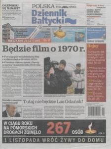 Dziennik Bałtycki, 2009, nr 255