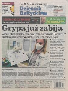Dziennik Bałtycki, 2009, nr 268