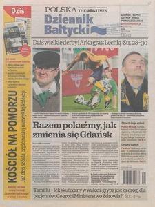 Dziennik Bałtycki, 2009, nr 276