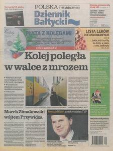 Dziennik Bałtycki, 2009, nr 298