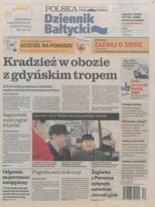 Dziennik Bałtycki, 2009, nr 299