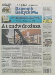 Dziennik Bałtycki, 2009, nr 141