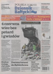 Dziennik Bałtycki, 2009, nr 110