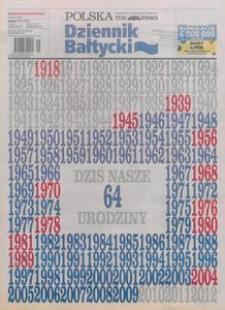 Dziennik Bałtycki, 2009, nr 116