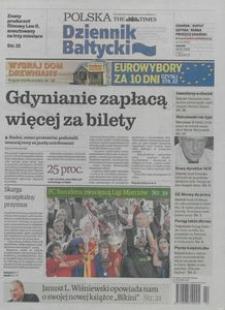 Dziennik Bałtycki, 2009, nr 124
