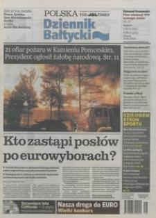 Dziennik Bałtycki, 2009, nr 87