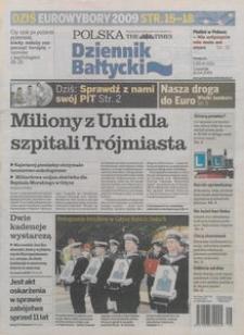 Dziennik Bałtycki, 2009, nr 89
