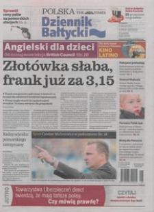 Dziennik Bałtycki, 2009, nr 30