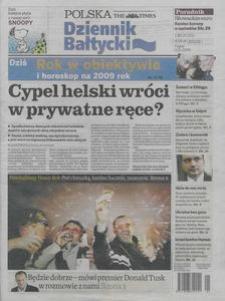 Dziennik Bałtycki, 2009, nr 1