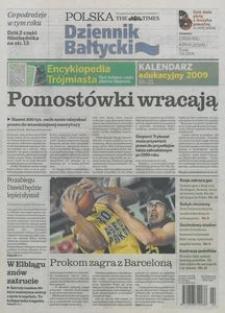 Dziennik Bałtycki, 2009, nr 5