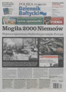 Dziennik Bałtycki, 2009, nr 11