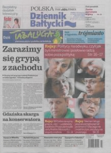 Dziennik Bałtycki, 2009, nr 13