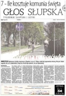 Głos Słupska : tygodnik Słupska i Ustki, 2014, nr 106