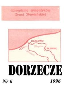 Dorzecze, 1996, nr 6