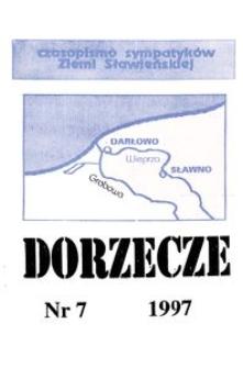 Dorzecze, 1997, nr 7