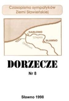 Dorzecze, 1998, nr 8