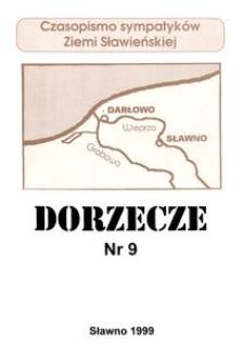 Dorzecze, 1999, nr 9