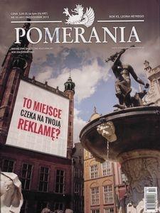 Pomerania : miesięcznik społeczno-kulturalny, 2015, nr 10