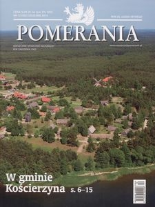 Pomerania : miesięcznik społeczno-kulturalny, 2015, nr 12