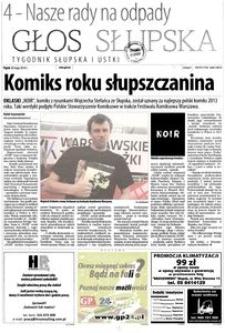 Głos Słupska : tygodnik Słupska i Ustki, 2014, nr 124