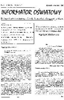 Informator Oświatowy, 1996, nr 7/10