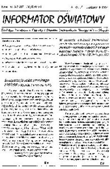 Informator Oświatowy, 1997, nr 9/10