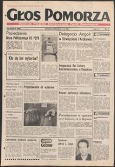 Głos Pomorza, 1984, kwiecień, nr 87