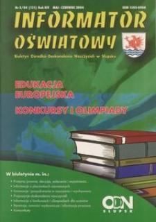 Informator Oświatowy, 2004, nr 3