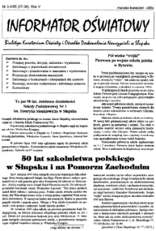 Informator Oświatowy, 1995, nr 3/4
