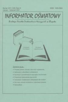 Informator Oświatowy, 2001, nr 2