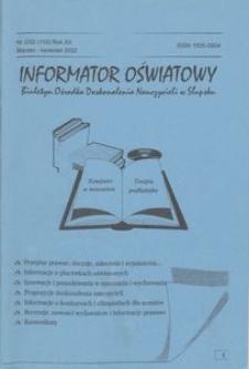 Informator Oświatowy, 2002, nr 2