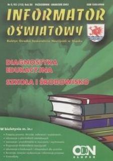 Informator Oświatowy, 2002, nr 5
