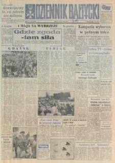 Dziennik Bałtycki, 1989, nr 101