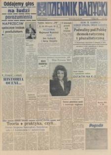 Dziennik Bałtycki, 1989, nr 125