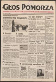 Głos Pomorza, 1984, maj, nr 111