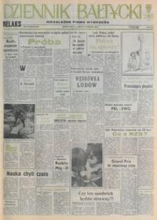 Dziennik Bałtycki, 1989, nr 205