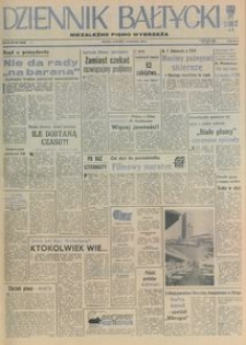 Dziennik Bałtycki, 1989, nr 209