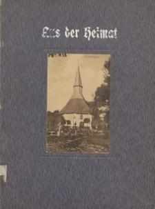 Aus der Heimat. Ernstes und Heiteres aus Vergangenheit und Gegenwart, 1909, Nr. 1