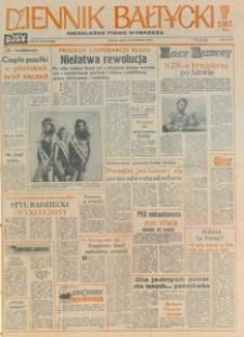 Dziennik Bałtycki, 1989, nr 234