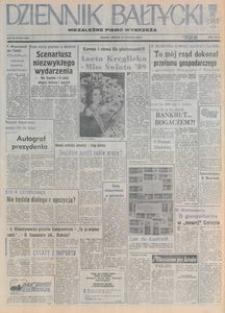 Dziennik Bałtycki, 1989, nr 267