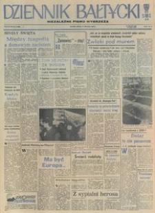 Dziennik Bałtycki, 1989, nr 294