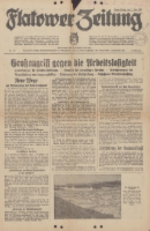 Flatower Zeitung, 1933, Nr. 127