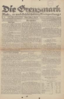 Die Grenzmark. Flatower und Schlochauer Kreiszeitung, 1921, Nr. 116
