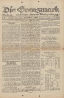 Die Grenzmark. Flatower und Schlochauer Kreiszeitung, 1921, Nr. 117
