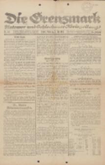 Die Grenzmark. Flatower und Schlochauer Kreiszeitung, 1921, Nr. 119