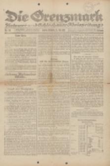 Die Grenzmark. Flatower und Schlochauer Kreiszeitung, 1921, Nr. 120