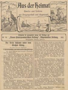 Aus der Heimat. Ernstes und Heiteres aus Vergangenheit und Gegenwart, 1911, Nr. 34