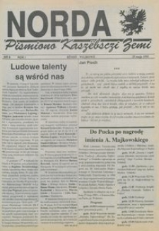 Norda, 1995, nr 9