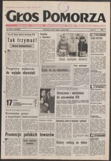 Głos Pomorza, 1984, czerwiec, nr 130